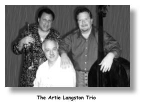 The Artie Langston Trio